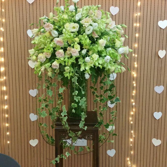 All Wedding Affairs (Joshua♡Jeanna) by Dorcas Floral - 006