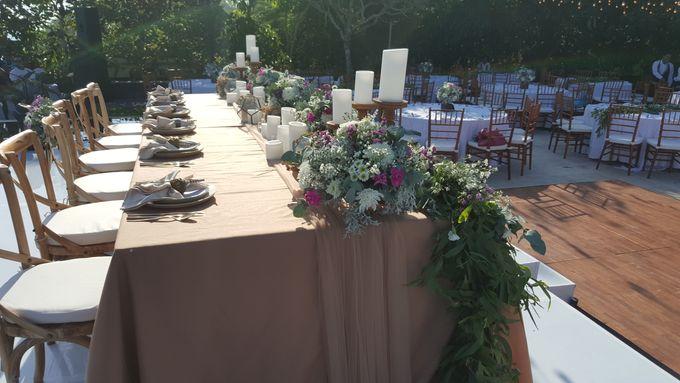 Sunset Garden Party by d'Oasis Florist & Decoration - 048