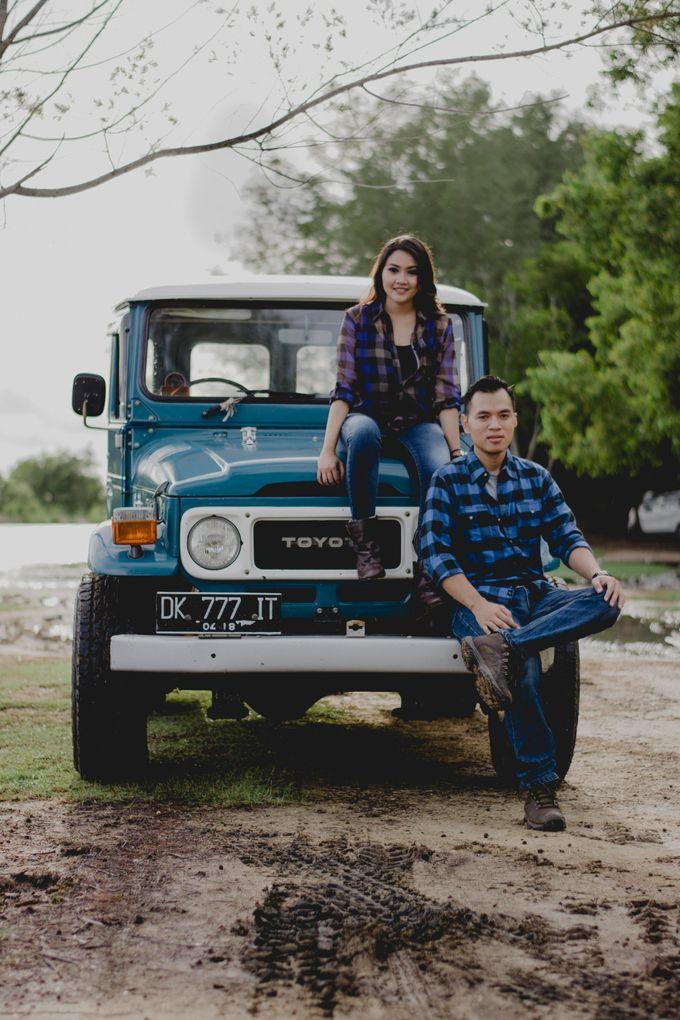 Angling & Milan Pre-Wedding by Satrya Photography - 015