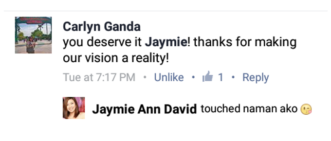 Our Clients and Feedback by Jaymie Ann Events Planning and Coordination - 016