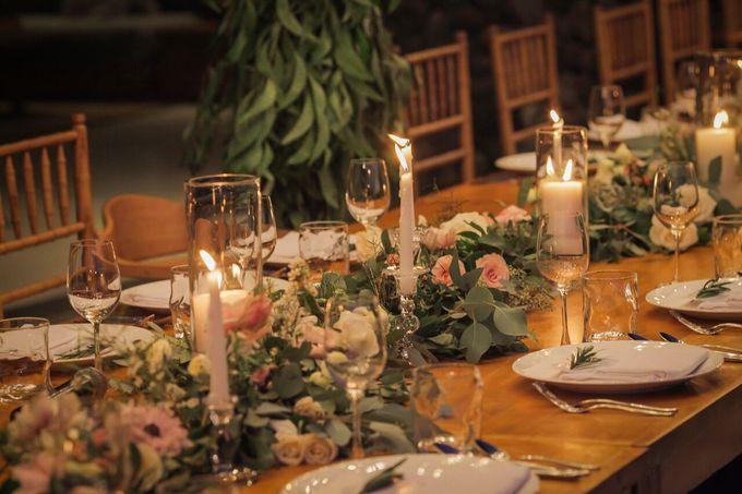 Sweet Garland Dinner by CITTA Wedding - 043
