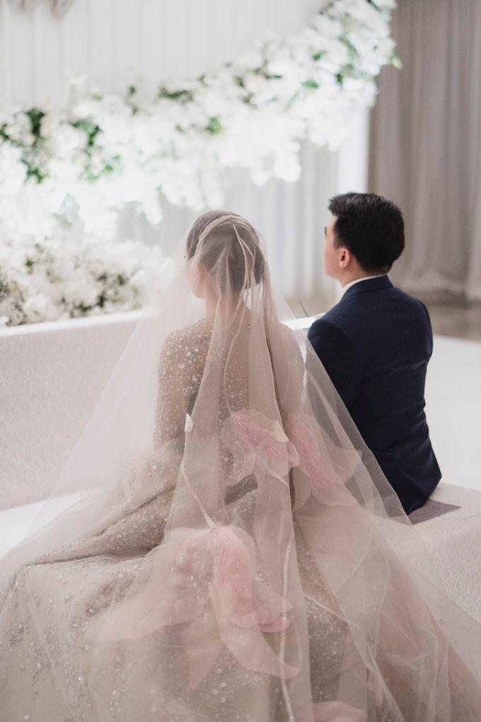 Holy Matrimony of Ivan & Yessica by Priscilla Myrna - 005