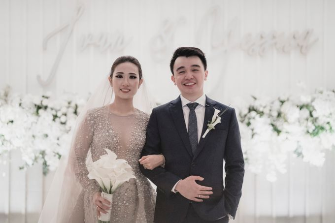 Holy Matrimony of Ivan & Yessica by Priscilla Myrna - 030