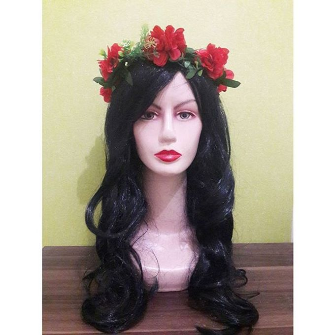 Flower Crown / Bando Bunga / Mahkota Bunga by Estrella Flower Crown - 011