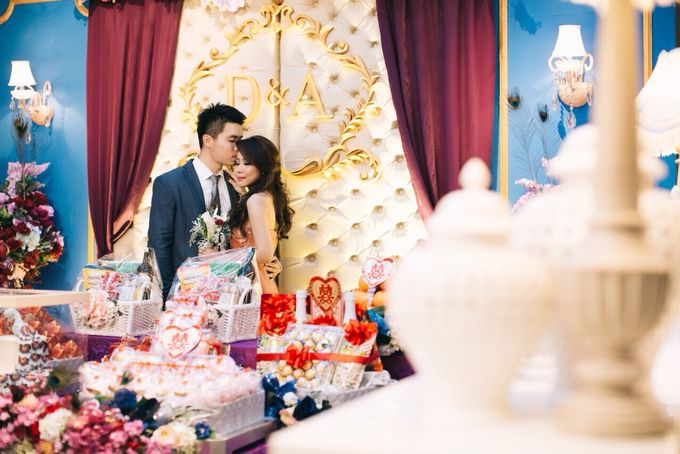 The Engagement Of Dian & Anthony by Pixel Event Designer - 007