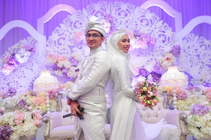 Adila & Dr. Taqif by Emma Wedding - 004