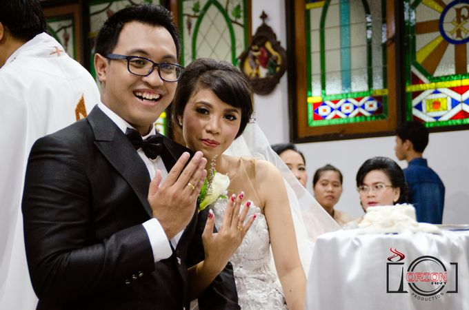Resa + Ria Wedding (Holy Matrimony) by Orion Art Production - 002