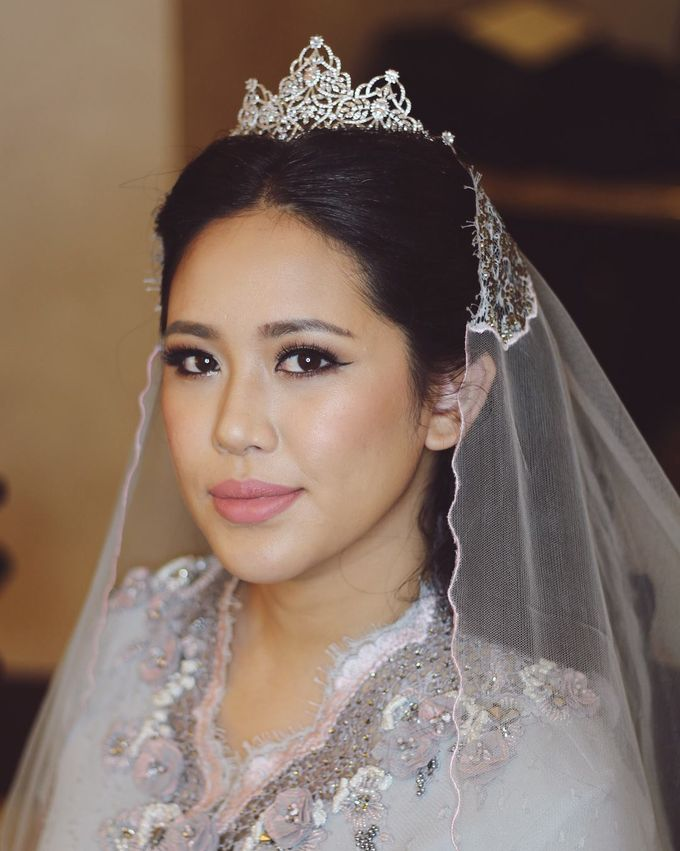 Bridal Services by Karen Then Makeup and Hair Styling - 030