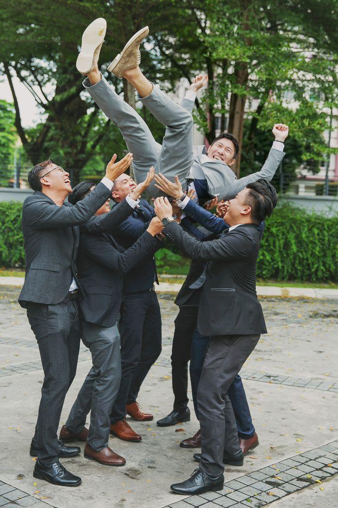 Wedding day by JOHN HO PHOTOGRAPHY - 019