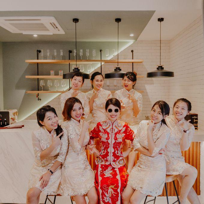 Wedding day by JOHN HO PHOTOGRAPHY - 029