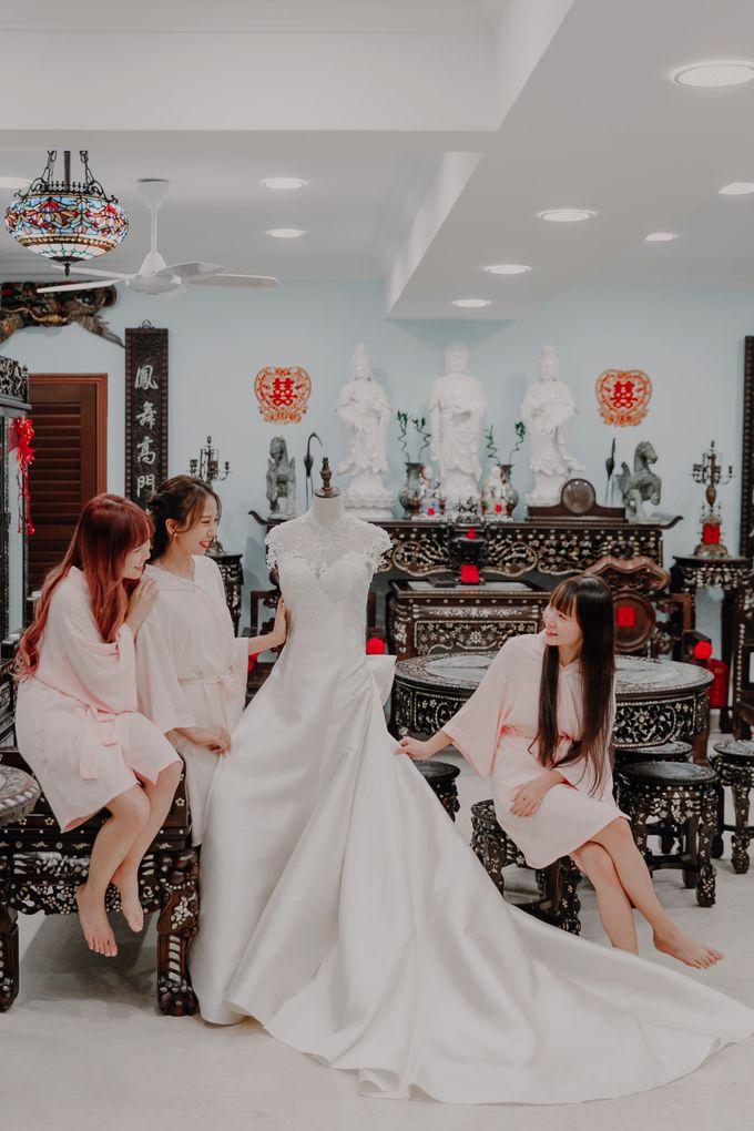 Wedding day by JOHN HO PHOTOGRAPHY - 031