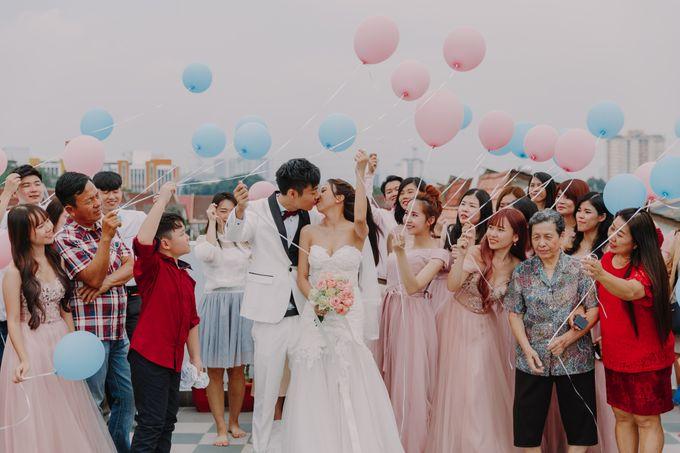 Wedding day by JOHN HO PHOTOGRAPHY - 032