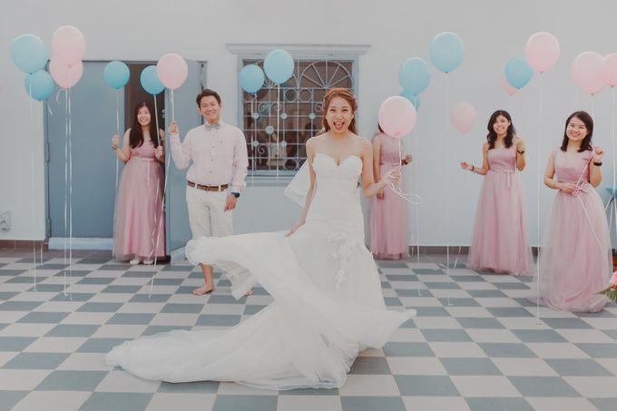 Wedding day by JOHN HO PHOTOGRAPHY - 034