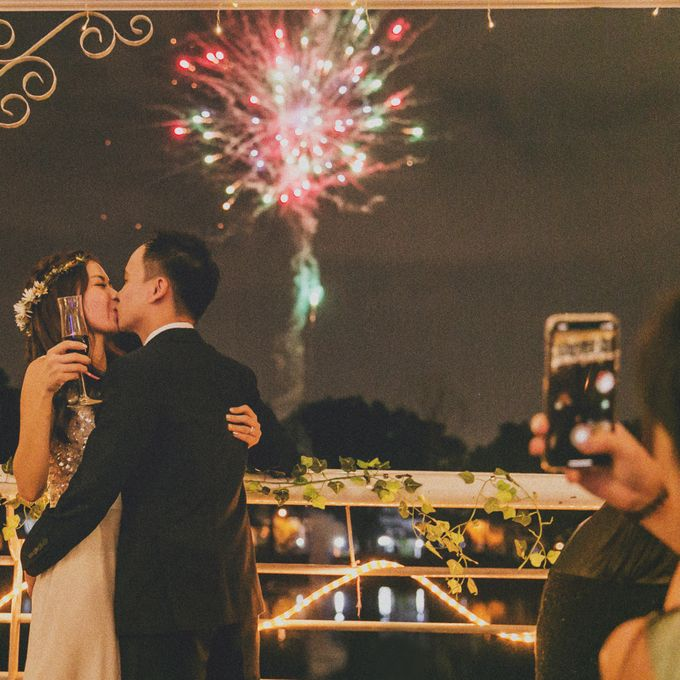 Wedding day by JOHN HO PHOTOGRAPHY - 038