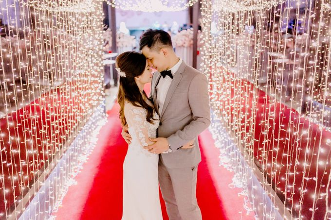 Wedding day by JOHN HO PHOTOGRAPHY - 002