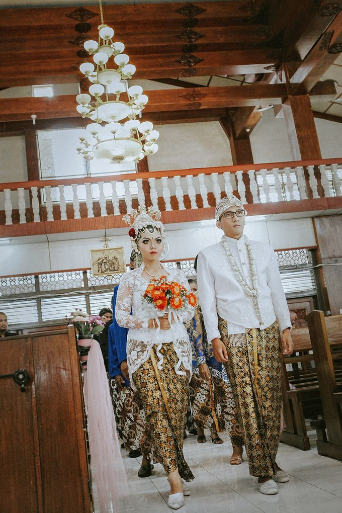Wedding Putri & Didit by Gracio Photography - 003