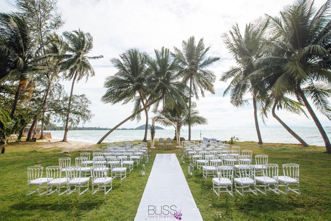 Sheryl & Ben at Lipa Lodge Resort on Koh Samui by BLISS Events & Weddings Thailand - 001