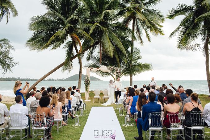 Sheryl & Ben at Lipa Lodge Resort on Koh Samui by BLISS Events & Weddings Thailand - 005