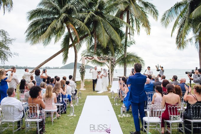 Sheryl & Ben at Lipa Lodge Resort on Koh Samui by BLISS Events & Weddings Thailand - 006