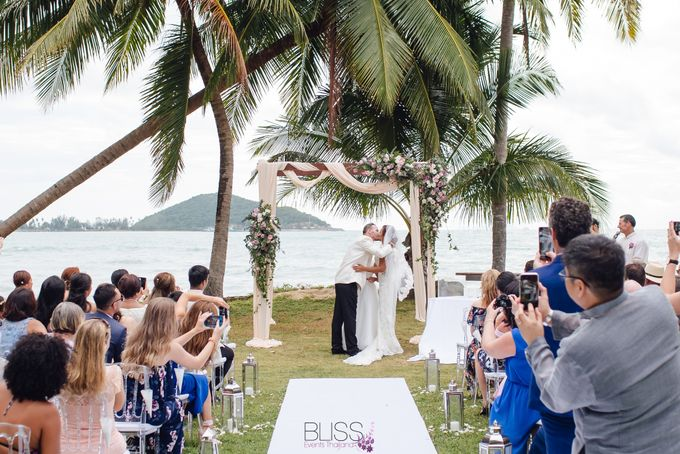 Sheryl & Ben at Lipa Lodge Resort on Koh Samui by BLISS Events & Weddings Thailand - 007