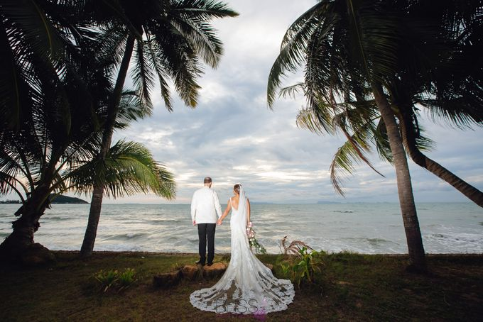 Sheryl & Ben at Lipa Lodge Resort on Koh Samui by BLISS Events & Weddings Thailand - 008