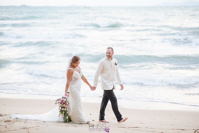 Sheryl & Ben at Lipa Lodge Resort on Koh Samui by BLISS Events & Weddings Thailand - 009