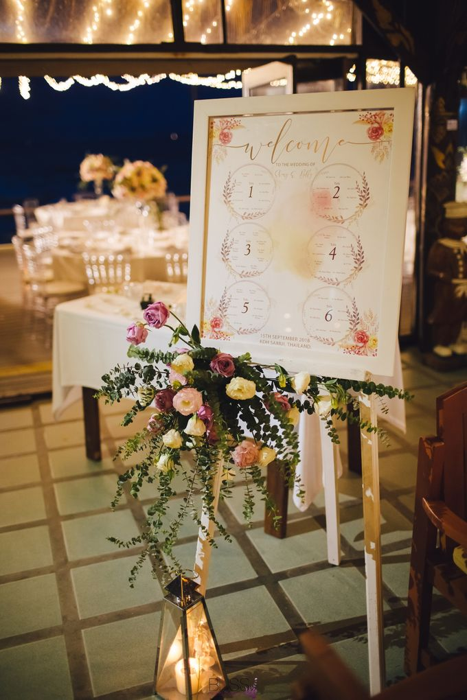Sheryl & Ben at Lipa Lodge Resort on Koh Samui by BLISS Events & Weddings Thailand - 010