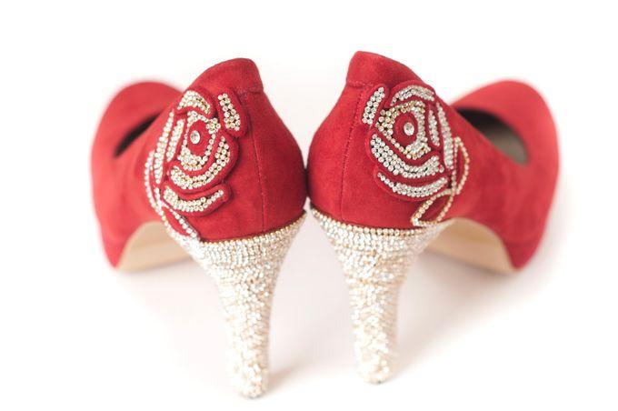 'I DO'  wedding shoes by crowdphotographer.com - 011