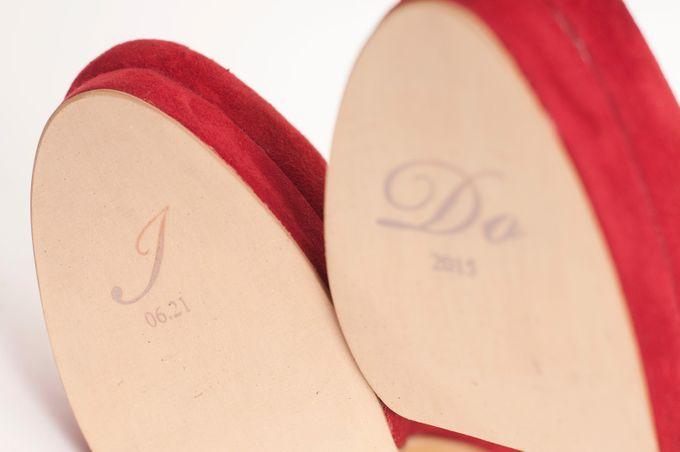 'I DO'  wedding shoes by crowdphotographer.com - 021