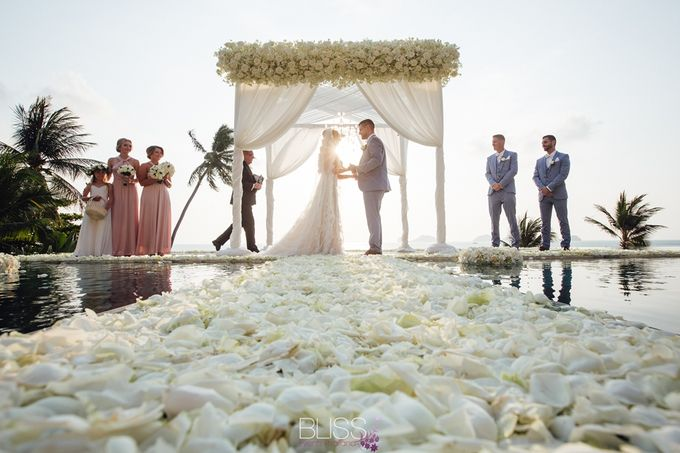 Jessica and Daniel wedding at Conrad Koh Samui by BLISS Events & Weddings Thailand - 007