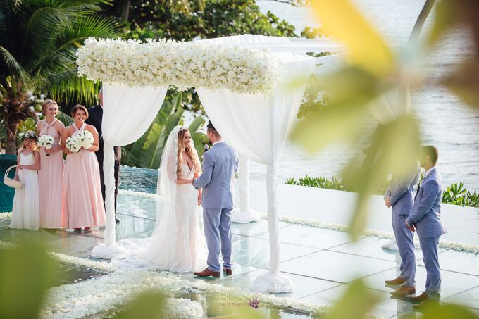 Jessica and Daniel wedding at Conrad Koh Samui by BLISS Events & Weddings Thailand - 006