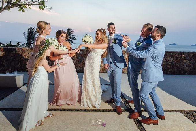 Jessica and Daniel wedding at Conrad Koh Samui by BLISS Events & Weddings Thailand - 011
