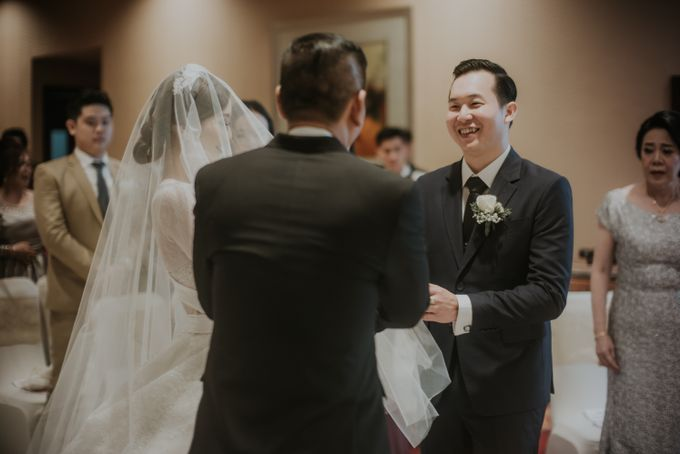 Holy Matrimony & Reception of Jonathan & Ellen by Atham Tailor - 001