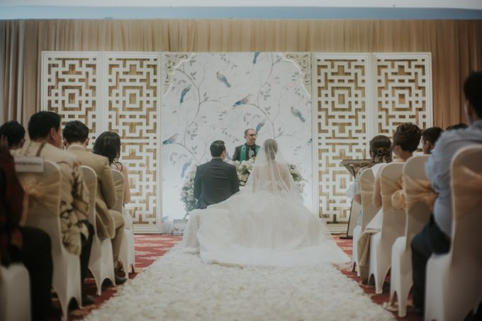 Holy Matrimony & Reception of Jonathan & Ellen by Atham Tailor - 002
