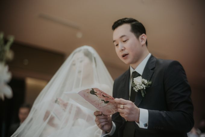 Holy Matrimony & Reception of Jonathan & Ellen by Atham Tailor - 003