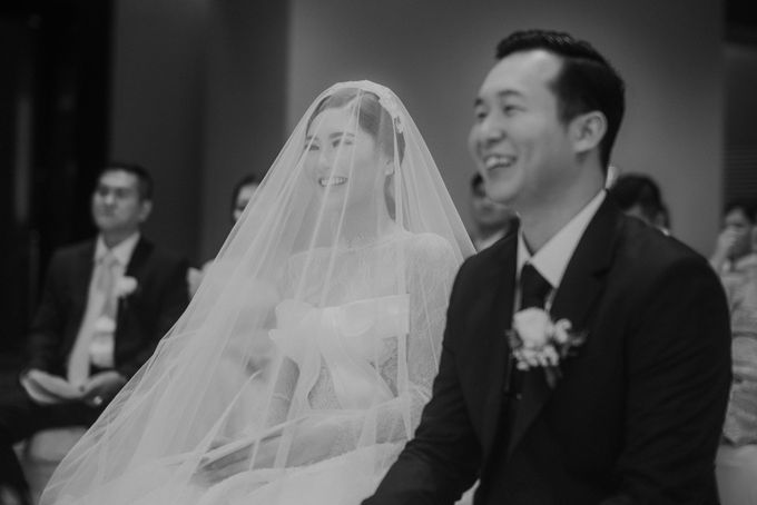 Holy Matrimony & Reception of Jonathan & Ellen by Atham Tailor - 004