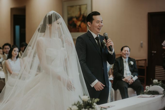 Holy Matrimony & Reception of Jonathan & Ellen by Atham Tailor - 006