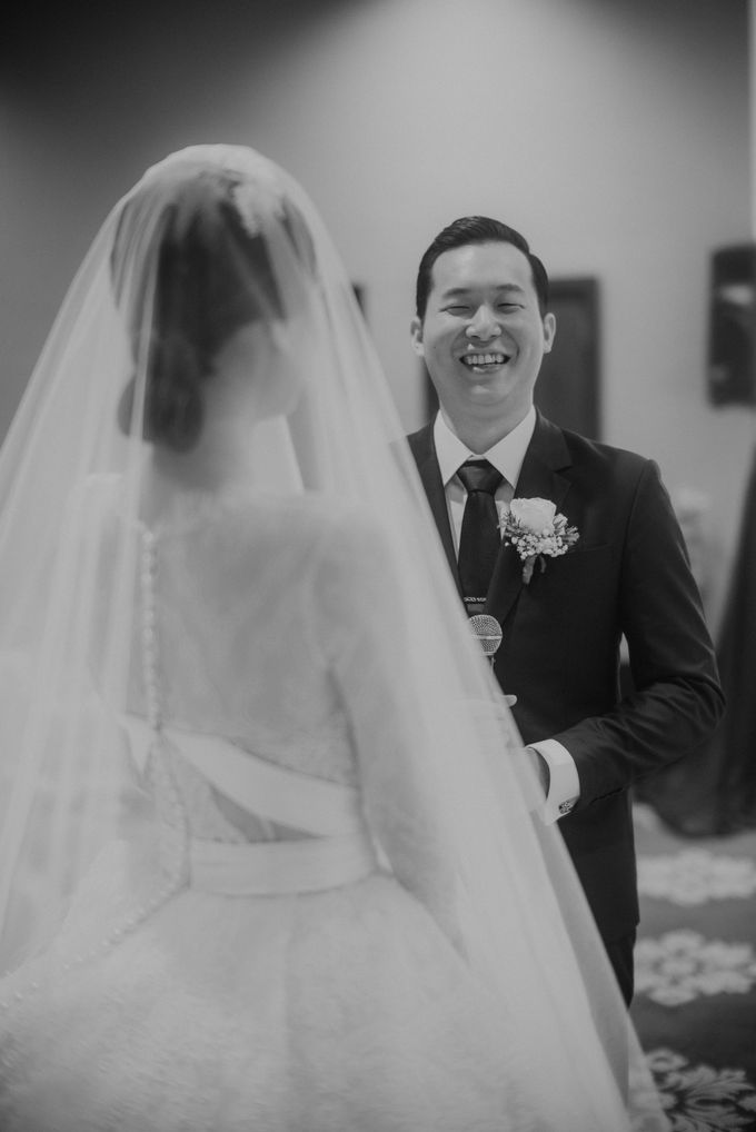 Holy Matrimony & Reception of Jonathan & Ellen by Atham Tailor - 007