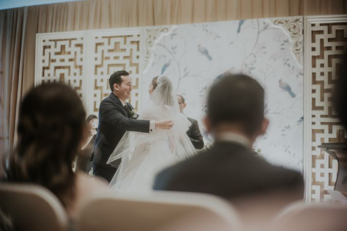 Holy Matrimony & Reception of Jonathan & Ellen by Atham Tailor - 009