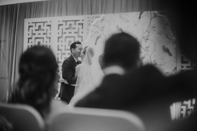 Holy Matrimony & Reception of Jonathan & Ellen by Atham Tailor - 010