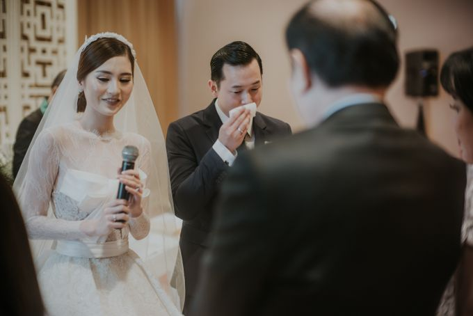 Holy Matrimony & Reception of Jonathan & Ellen by Atham Tailor - 011