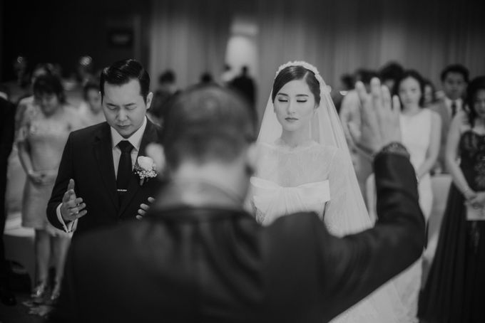 Holy Matrimony & Reception of Jonathan & Ellen by Atham Tailor - 012