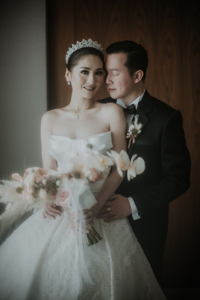 Holy Matrimony & Reception of Jonathan & Ellen by Atham Tailor - 013
