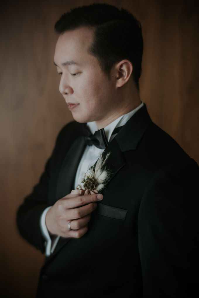 Holy Matrimony & Reception of Jonathan & Ellen by Atham Tailor - 014