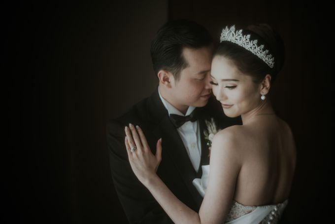 Holy Matrimony & Reception of Jonathan & Ellen by Atham Tailor - 015