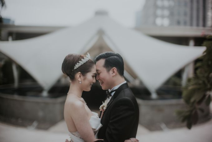 Holy Matrimony & Reception of Jonathan & Ellen by Atham Tailor - 016