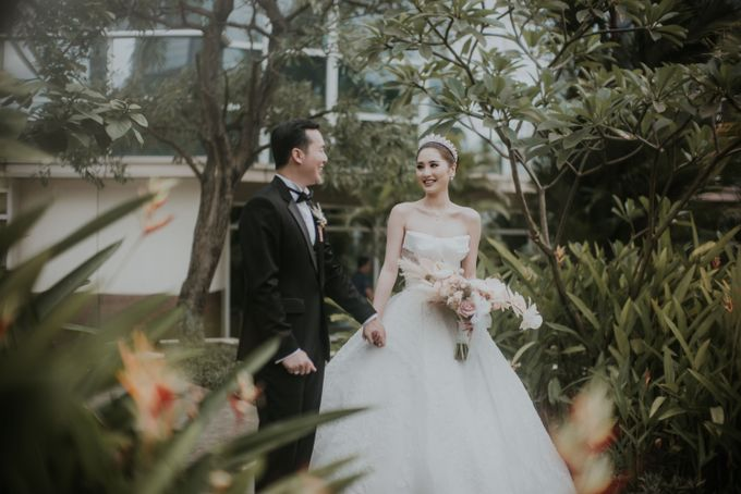 Holy Matrimony & Reception of Jonathan & Ellen by Atham Tailor - 017