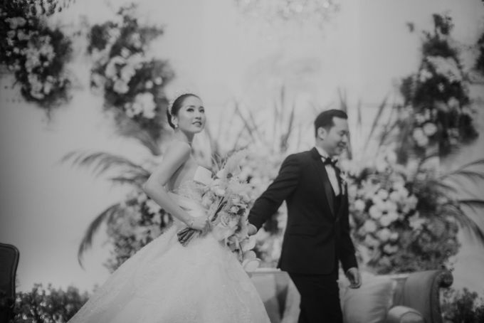 Holy Matrimony & Reception of Jonathan & Ellen by Atham Tailor - 018