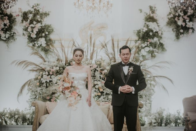 Holy Matrimony & Reception of Jonathan & Ellen by Atham Tailor - 019