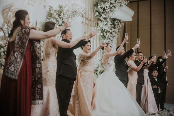 Holy Matrimony & Reception of Jonathan & Ellen by Atham Tailor - 020